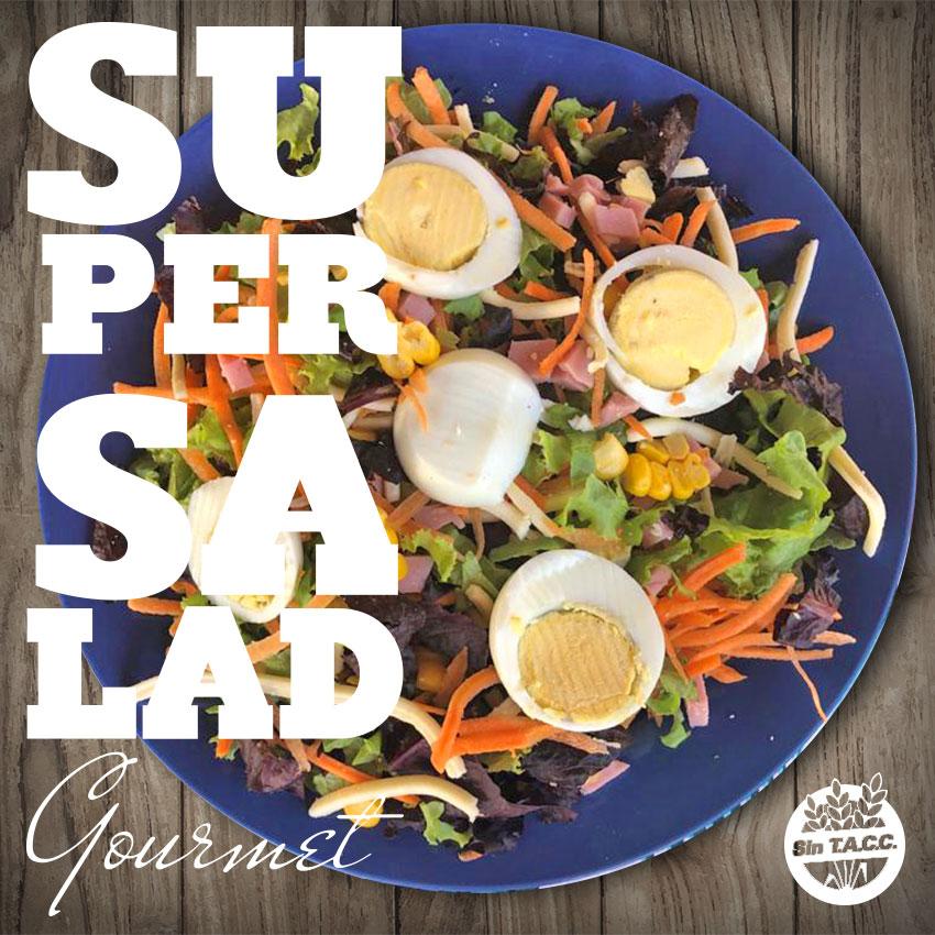 Super Salad Gourmet